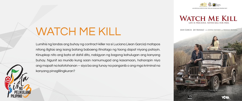 Watch Me Kill
